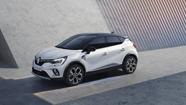 Renault CAPTUR -e-tech-hybrid NORDE