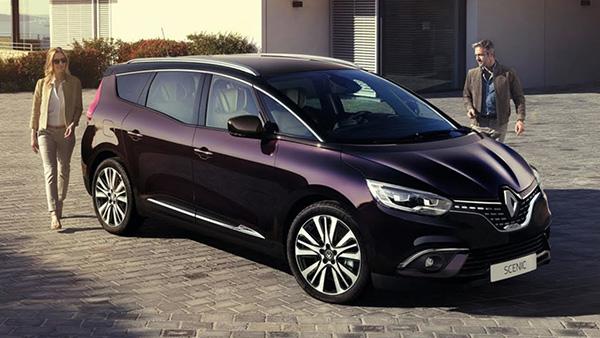 Renault GRAND SCENIC NORDE