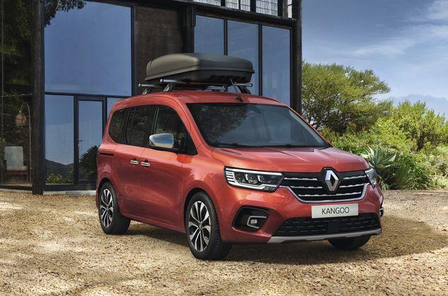 Renault Kangoo NORDE