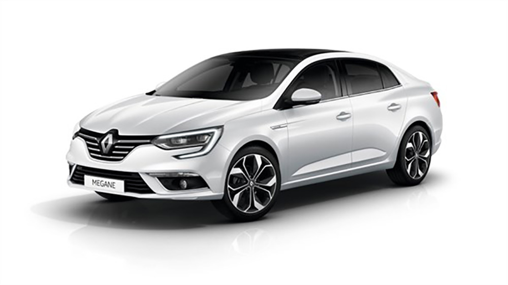 Renault Megane Grandcoupe NORDE