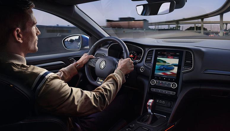 Jaunais Renault MEGANE NORDE