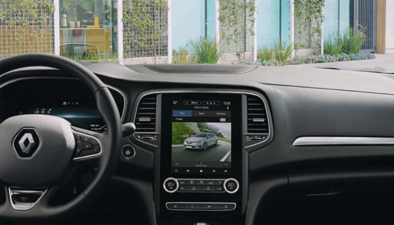 Jaunais Renault MEGANE Hybrid NORDE