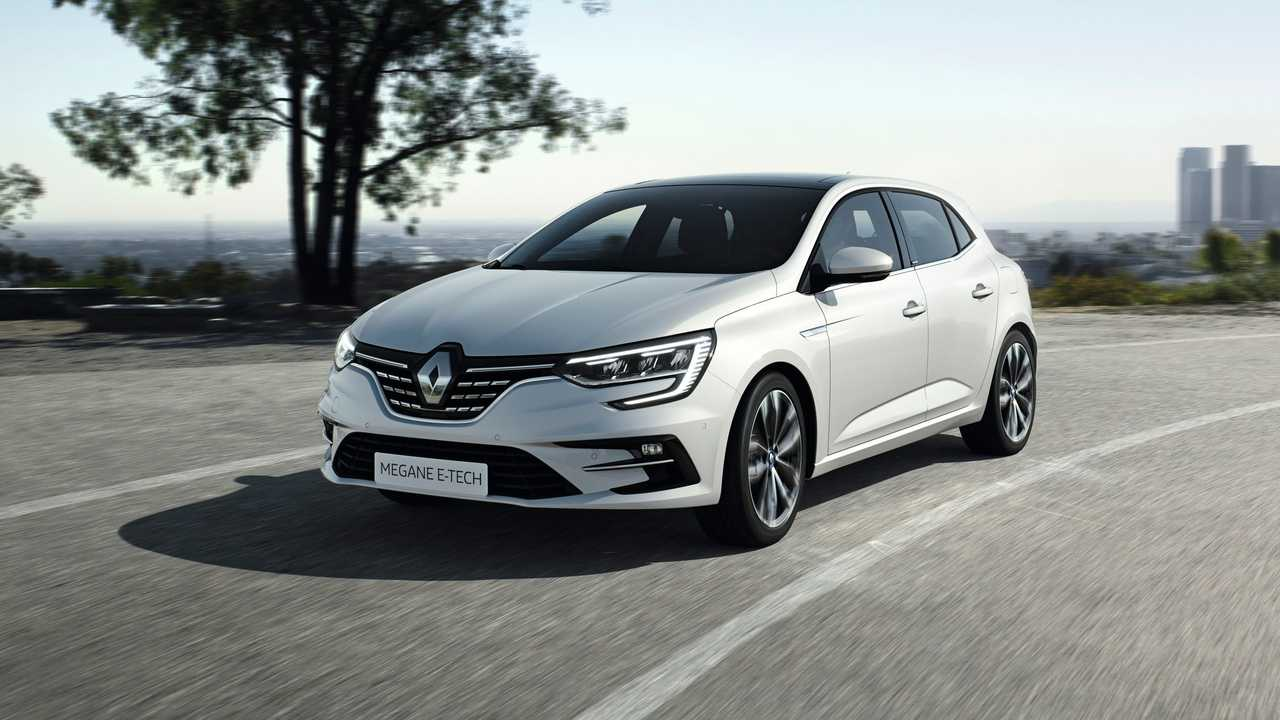 Renault MEGANE Hybrid NORDE