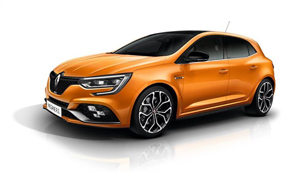 Renault Megane R.S. LINE NORDE