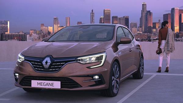 Jaunā Renault MEGANE NORDE
