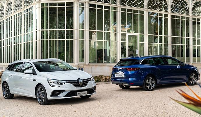 Renault MEGANE GRANDTOUR NORDE