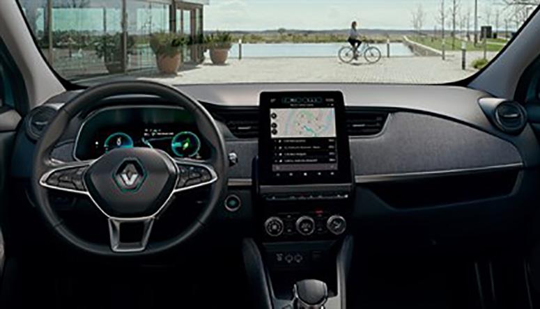Jaunais Renault ZOE NORDE