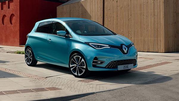 Renault ZOE NORDE