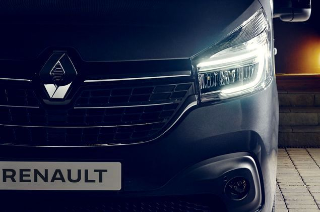 Renault Trafic SpaceClass NORDE