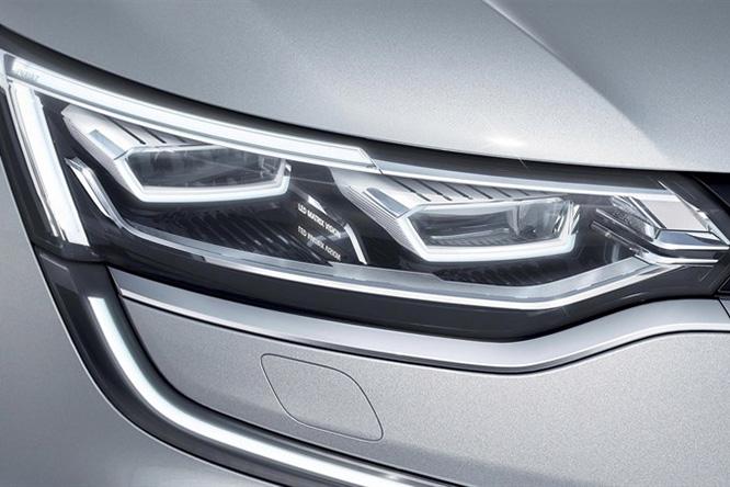 Renault TALISMAN tehnologijas