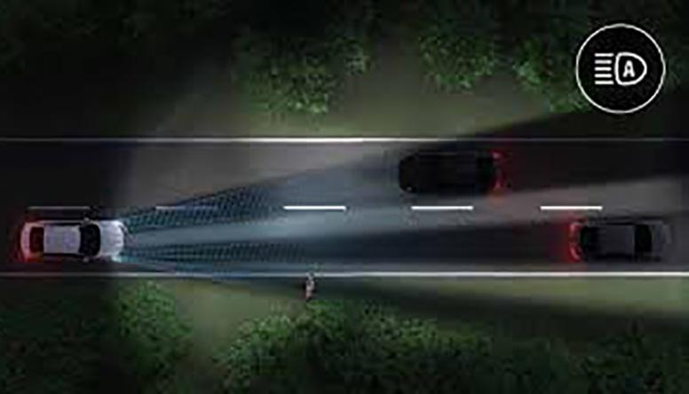 Jaunais Renault TALISMAN tehnologijas