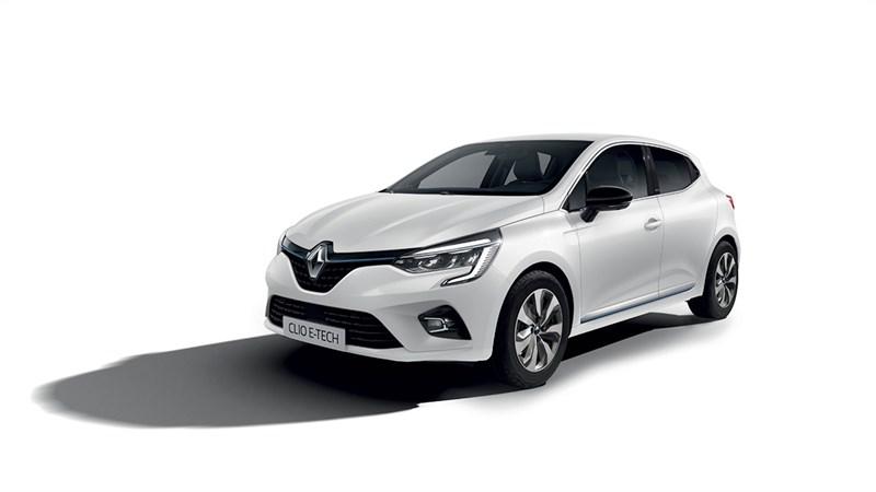 Renault clio-e-tech-hybrid