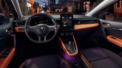 Jaunais Renault CAPTUR MULTI-SENSE nozīmē vēl vairāk