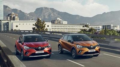 Renault CAPTUR NORDE